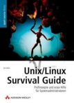 Buch Unix/Linux Survival Guide
