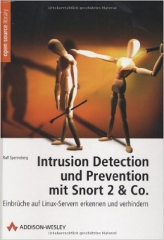 Buch Intrusion Detection und Prevention mit Snort2 & Co
