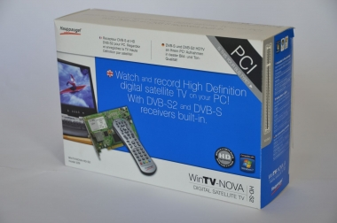 TV-Karte Hauppauge WinTV Nova-HD-S2 PCI